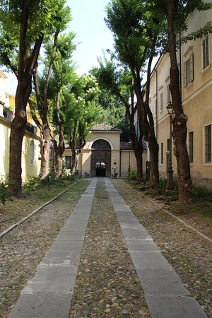 Camera di San Paolo: Entrée de la camera