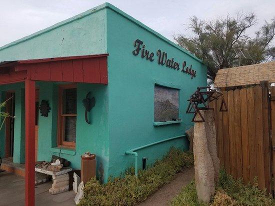 Fire Water Lodge: 20160729_191539_large.jpg