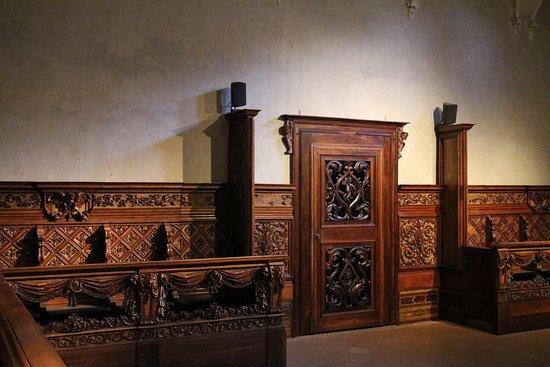 Camera di San Paolo: Intérieur de la camera