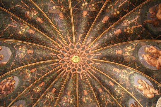 Camera di San Paolo: Le fameux plafond