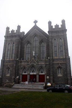 Weymouth, Canada: Simple but beautiful church