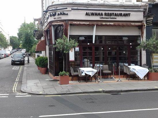 Al Waha : O local