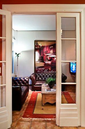 Hotel Petit Casa da Montanha: Hall de entrada
