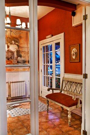 Hotel Petit Casa da Montanha: Recepção
