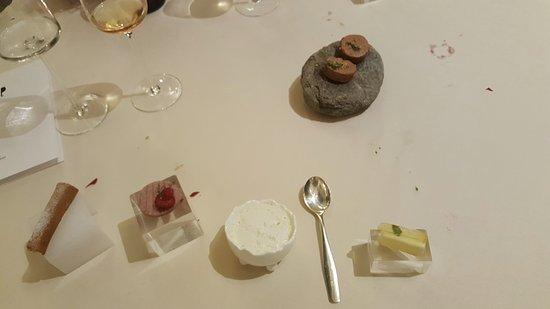 Enoteca Pinchiorri: degustazione di dolci