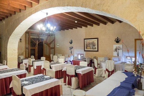 Petit Hotel Rural Son Jorda : restaurantruimte