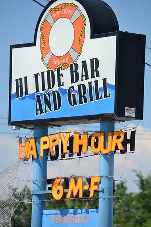 Hi Tide Bar and Grill