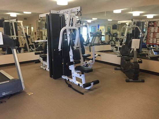 Staybridge Suites Fargo: Fitness Center