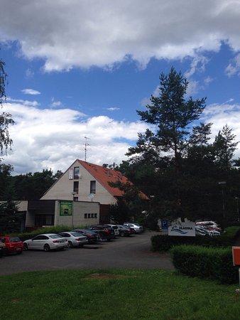 Nebrich, Τσεχική Δημοκρατία: Sport Club Hotel Hladina