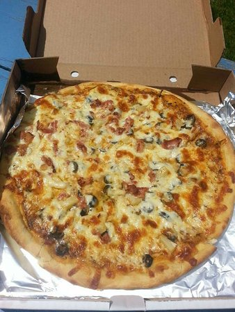Acropole Pizza