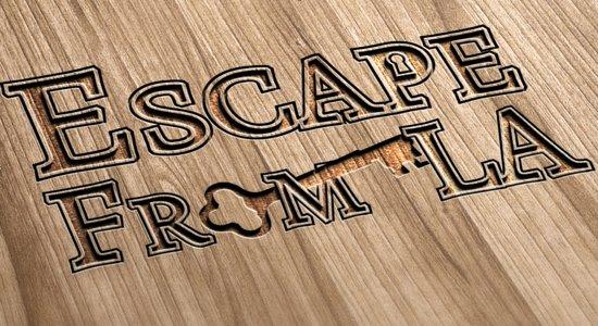 Casino Heist Escape Room La