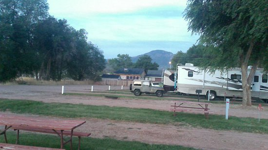 Wagons West RV Park and Campground