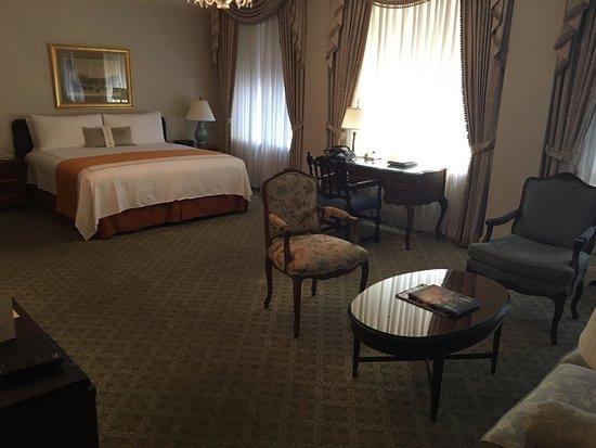Hotel Elysee: King junior suite