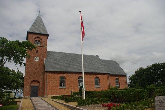 Fjelstervang Kirke