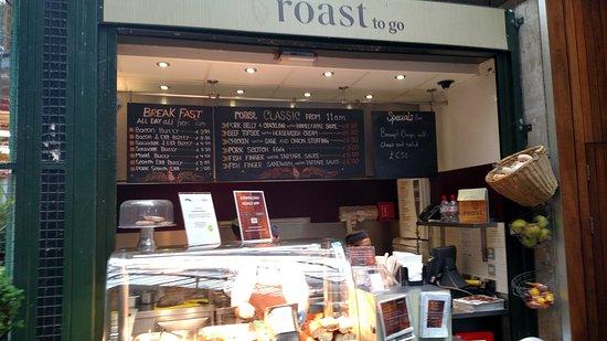 Image result for borough market roast to go