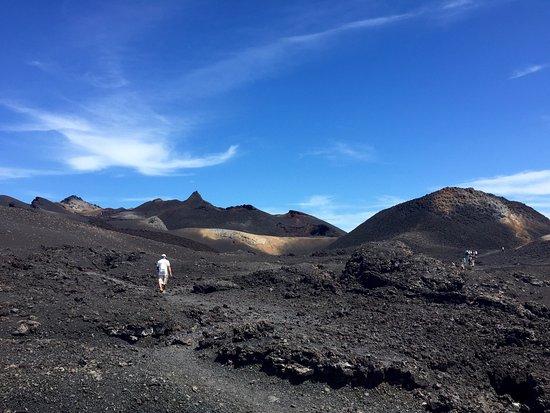 Ιζαμπέλα, Ισημερινός: Vue superbe, ça vaut le coup d'y aller, la durée de la randonnée est au tour de 5h. On est parti