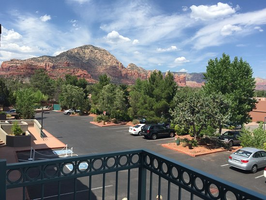Southwest Inn at Sedona: Room with views