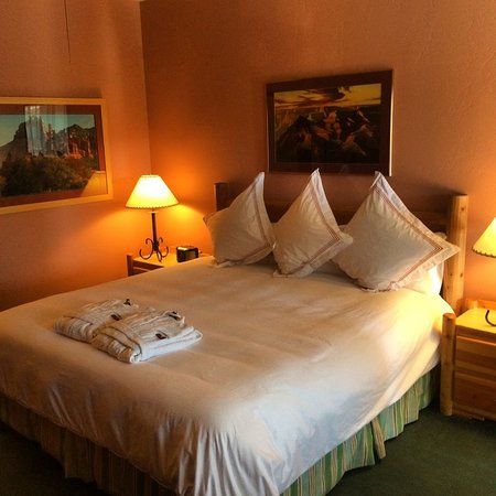 Southwest Inn at Sedona: King Room