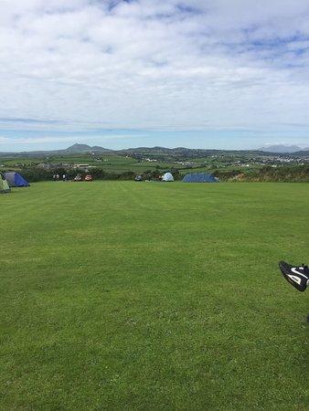 BrynCelyn Uchaf Caravan and Camping Site