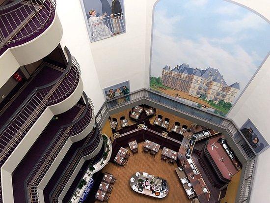 Chambre Privil Ge Art D Co H Tel Paris Neuilly 199