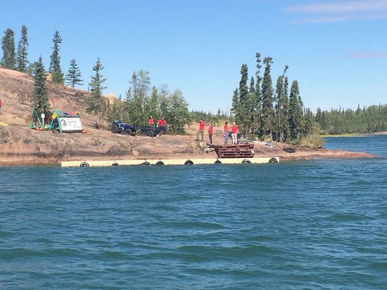 Blachford Lake Lodge: photo5.jpg