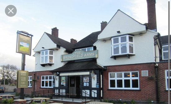 The Broadfield arms