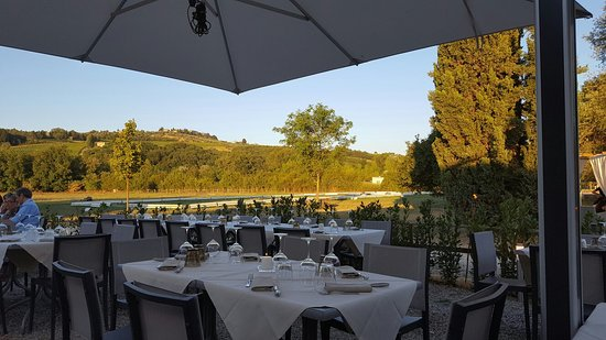 Montespertoli, Italy: 20160730_195554_large.jpg