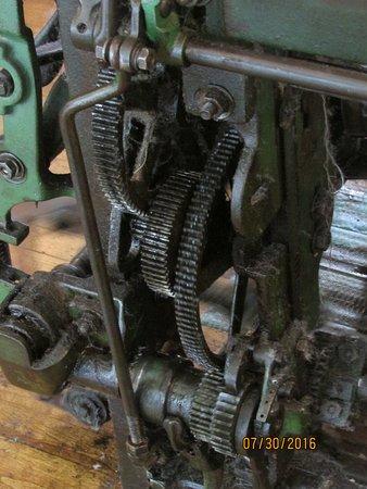 Boott Cotton Mills Museum : GEARS