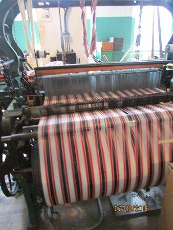 Boott Cotton Mills Museum : PRETTY PATTERNS