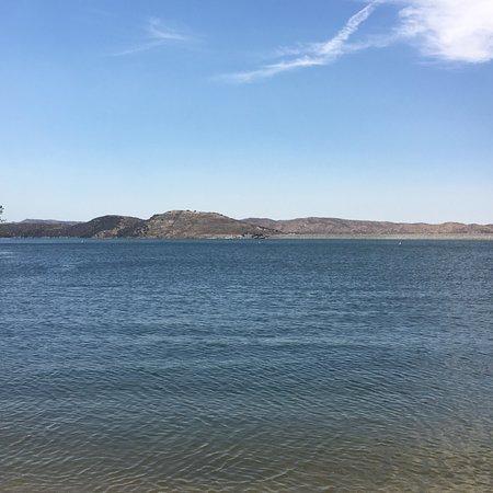 Silverwood Lake State Recreation Area: Silverwood Lake