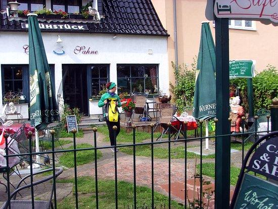 Dranske, Niemcy: Genießen im Freien