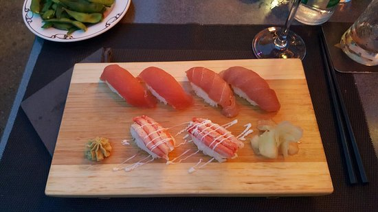 Bambou Sushi Bar: 20160730_212541_large.jpg
