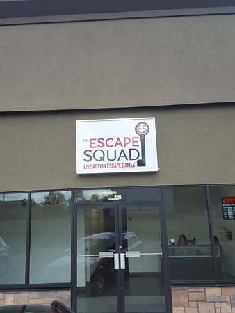 The Escape Squad