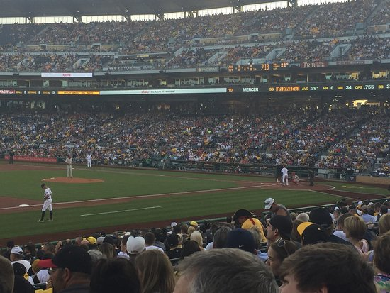 PNC Park: Pirates vs Phillies, Phillies win 4-0