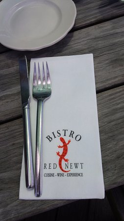 Red Newt Cellars Winery & Bistro: The start