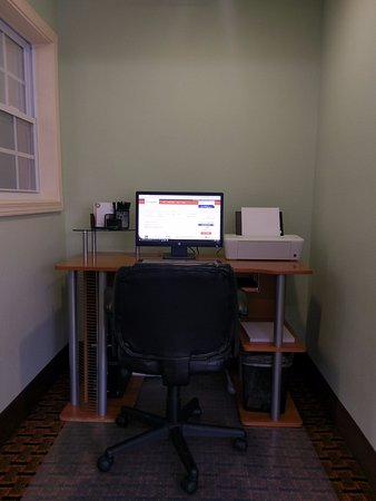 Clemmons, Carolina del Norte: Private Office Just for Our Guests