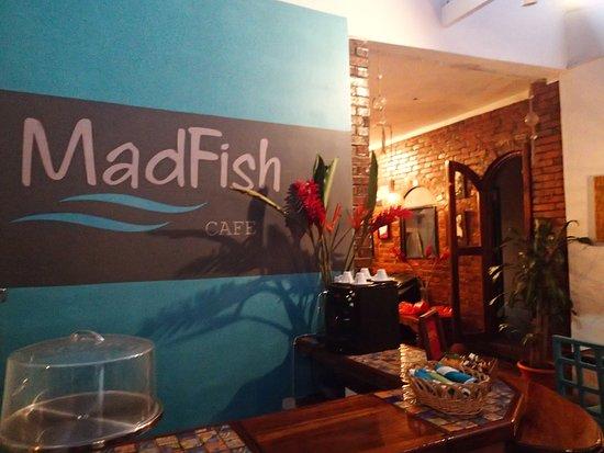 San Rafael de Escazu, Costa Rica: Inside the cafe 1