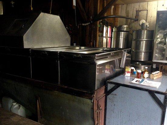 Erabliere Bois-Joli   Visite de l érablière, atelier de fabrication et  boutique 96ce7b41ab0