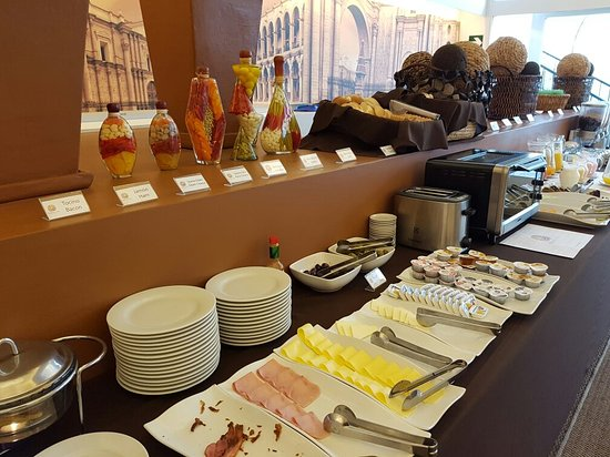 Tierra Viva Arequipa Plaza Hotel: 20160730_090915_large.jpg