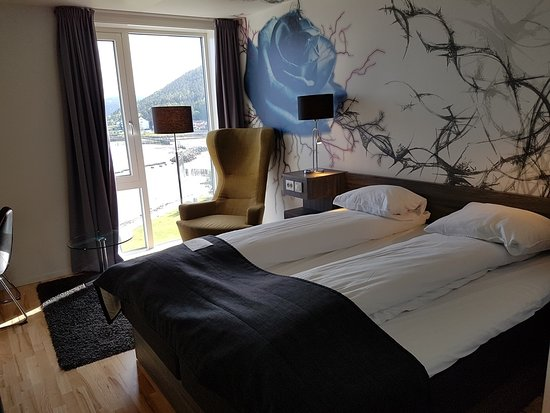 Namsos, Norwegia: Nice and clean room