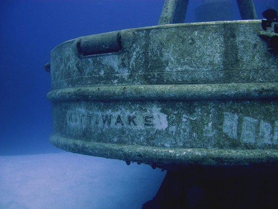 Kittiwake Shipwreck & Artificial Reef: The Kittiwake
