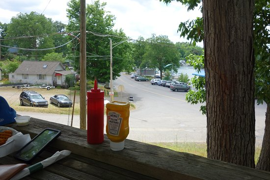 Richland, MI: Partial View from where I sat