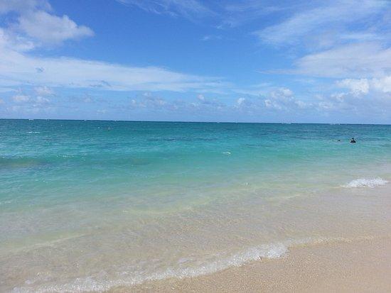 Lanikai Beach: Pristine water