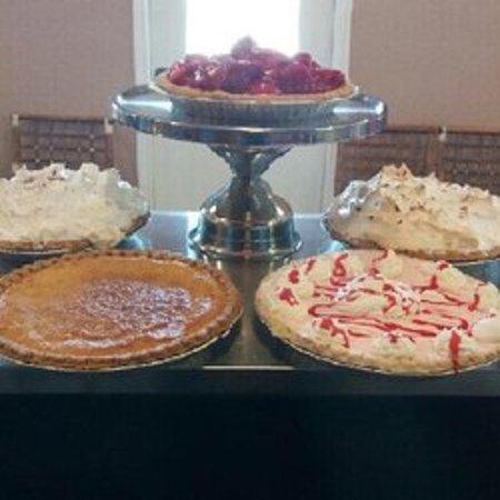 Whitehouse, TX: Pies
