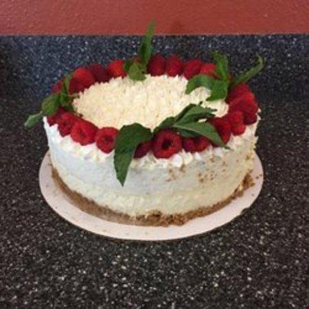 Whitehouse, TX: Vanilla bean cheesecake
