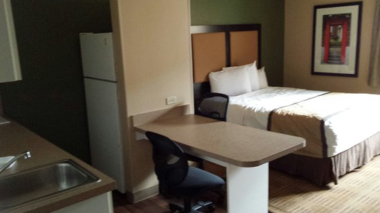 Extended Stay America - Chicago - Itasca: 20160728_142944_large.jpg