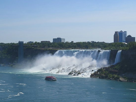 Moose Travel Network - Niagara Falls Tour