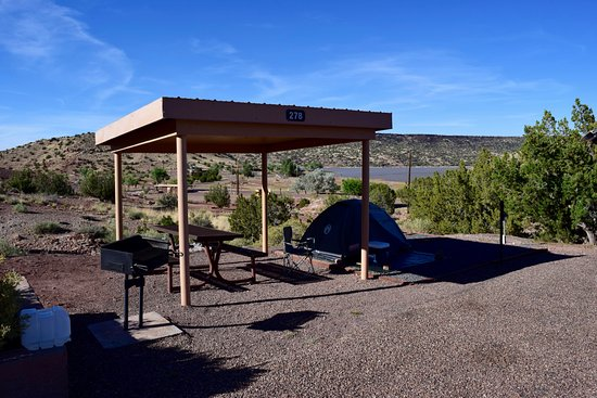 Saint Johns, AZ: Campsite