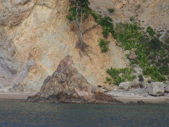Montserrate: Une plage déserte rien que pour nous