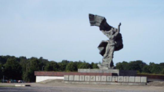 Victory Monument to the Soviet Army